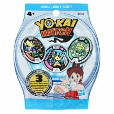 Yo-Kai Watch Series 1 Medal Mystery Blind Bag (3 Medals) BRAND NEW