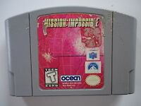 Mission Impossible (Nintendo 64) Game Cart Only N64 **
