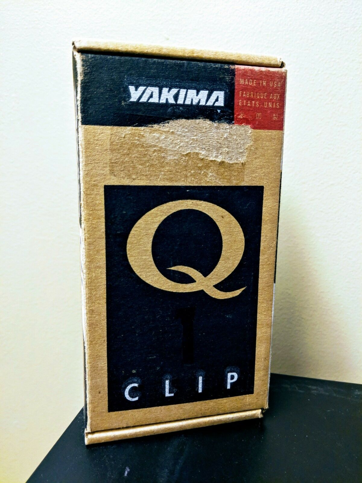 New Yakima Q Clips for Q Towers