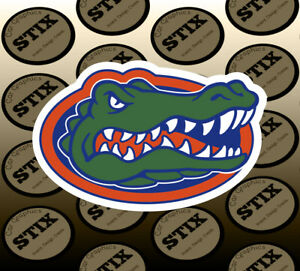 Florida Gators Vinyl Decal for laptop windows wall car boat