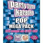 Party Tyme Karaoke Pop Mega Pack 8cd Set CD G
