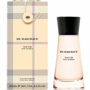 Détails Burberry Femmes 100ml Parfum Neuf Touch Eau Sur De JclF1KT3