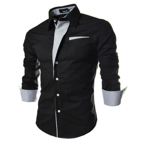 Camisas Modernas Ropa Para Hombre De Vestir Elegantes de Moda Para Hombres 2020