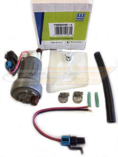Ti Automotive Hellcat 525 LPH E85 Ultra High Performance Walbro Install kit