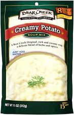 Bear Creek Country Kitchens Creamy Potato Soup Mix, (Pack of 6)