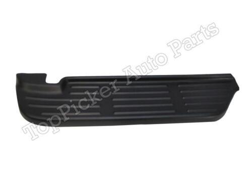 Rear Bumper Pad Black LH For 2001 2002 2003 2004 2005 2006 2007 Ford F250HD F350