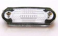 Rear Number Plate Light Lens VW VENTO GOLF  SKODA OCTAVIA 1H5943119 HELLA