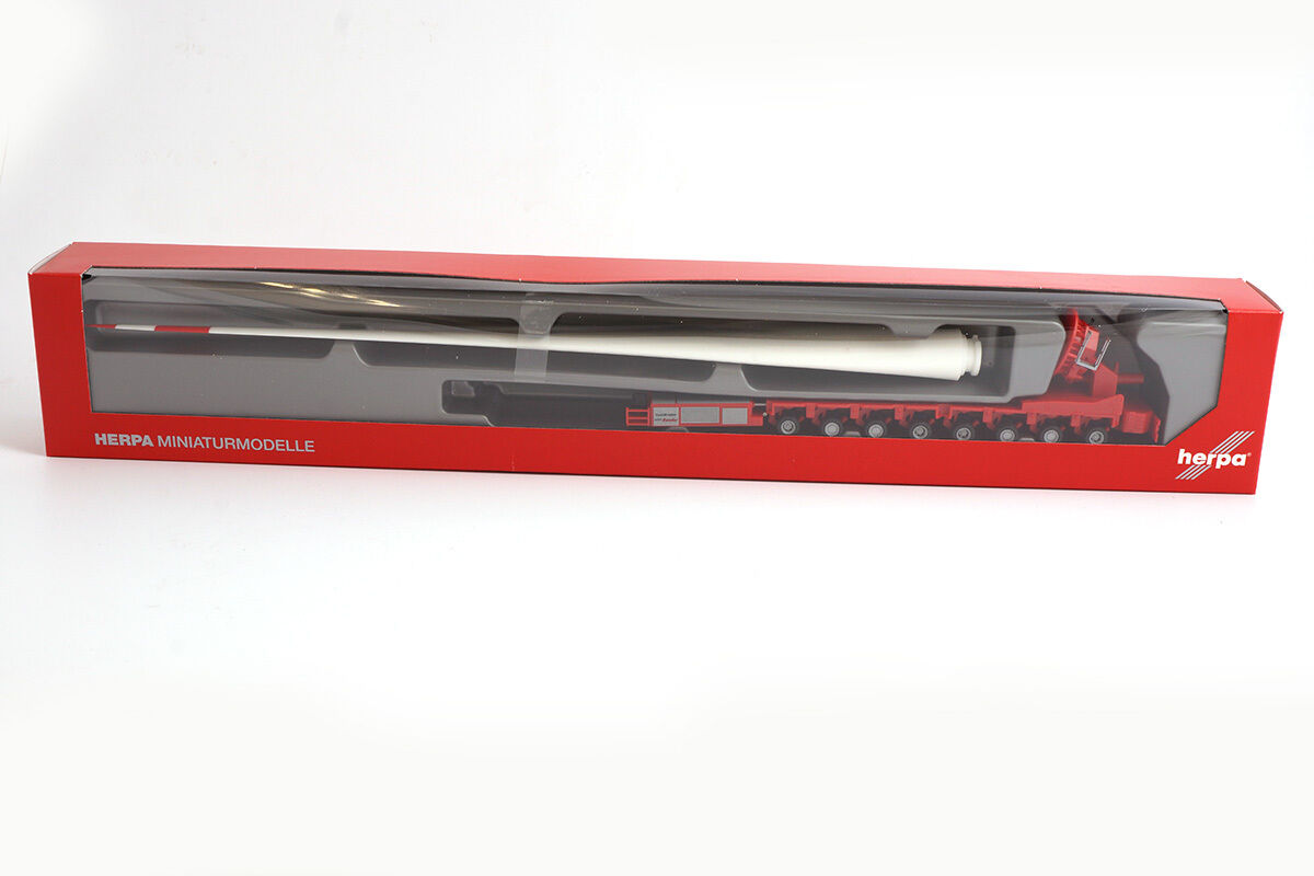 307123 - Herpa Ailes  transport orHOFER FTV 300  Bender  - 1 87  obtenir la dernière
