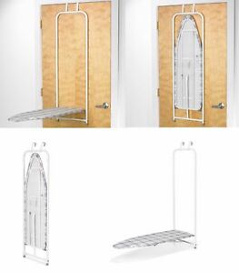 Polder Over The Door Ironing Board Space Saver Compact Storage With