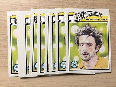 Topps Living Set UEFA Ligue des Champions 1x #224 THOMAS MEUNIER Borussia Dortmund