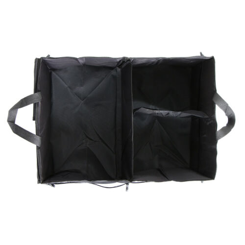 Car Trunk Foldable Boot Organiser Collapsible Storage Holder Bag Travel Tidy