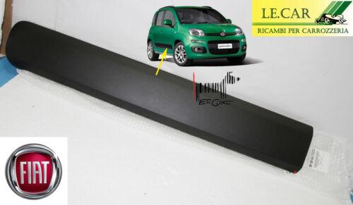 MODANATURA FASCIONE NERA PORTA ANTERIORE FIAT PANDA DAL 01//2012 /> ORIGINALE
