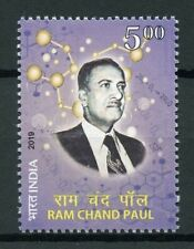 India 2019 MNH Prof Ram Chand Paul 1v Set Chemistry Science People on Stamps