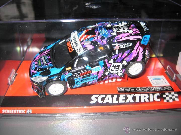 SCALEXTRIC A10209S300 Ford Fiesta RS WRC 1 32 New