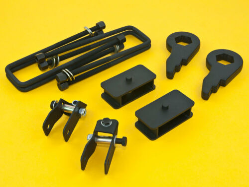 "Forged Leveling KitFront 1-3/"" Rear 2/""K2500 K3500 88-99 4WD 8-Lug"