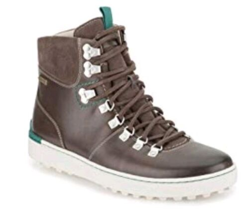 Pelle Mens 7 Uk Rise Taglia G Gtx Fit Boots Clarks Nanu New Marrone RxqH10Rw