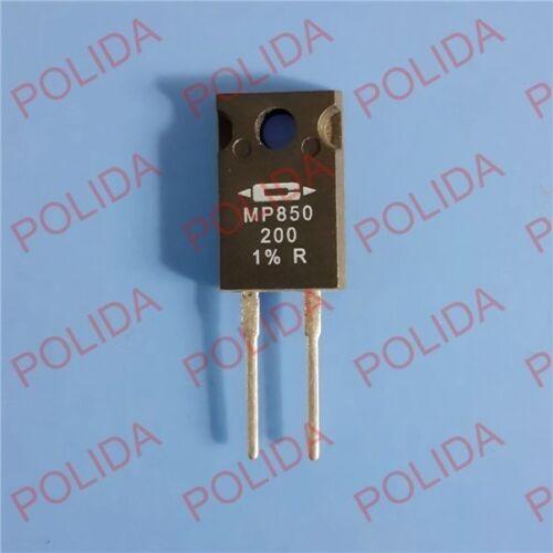 200 OHM 1PCS Resistor CADDOCK TO-220 MP850-200-1/% 200R
