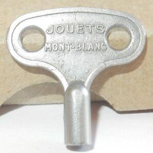 Détails Pour 1960 Blanc Cle Mont Jouet Des Sur Voiture Clef Annees Petite Tole Rare l1cTK3JF