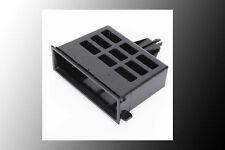 Black Dashboard Center Storage Cubby Box For VW Jetta Golf MK4 Bora New