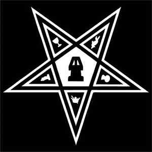 The Order Of The Eastern Star Masonic Vinyl Decal Sticker TWO - Vinyl decals custompack of custom skull face vinyl decalsstickers thedecalking