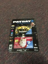 Payday 2: The Ultimate Steal Edition  (PC, 2014)  BRAND NEW