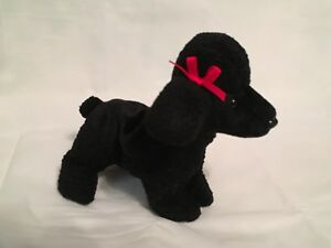 ad718af78c7 TY Beanie Baby - GIGI the Black Poodle - with Tags - RETIRED ...