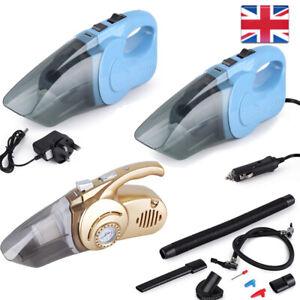 12v wet dry rechargeable cordless handheld vacuum cleaner lightweight home car ebay. Black Bedroom Furniture Sets. Home Design Ideas