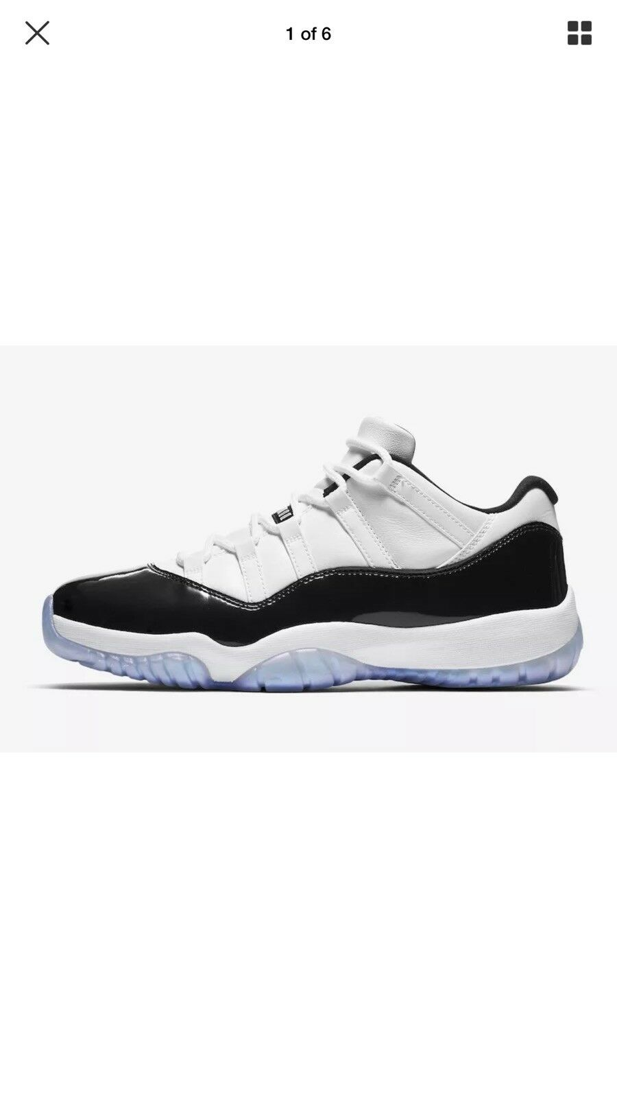 Nike Air Jordan 11 Low Retro Emerald Green Rise Easter IN STOCK Uomo 11