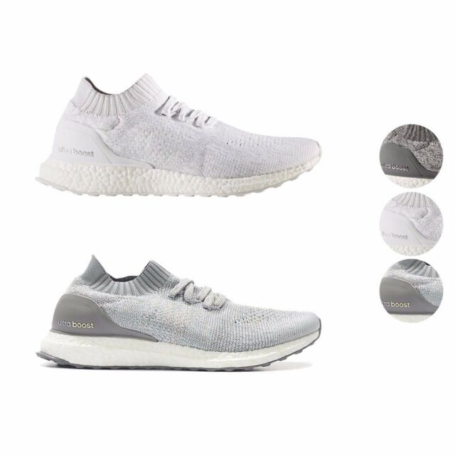 wholesale dealer 5fcf9 87938 Adidas Ultra Boost UltraBOOST Uncaged Men's Shoes BY2550 (Grey) BY2549  (White)