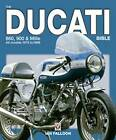 The Ducati 860, 900 and Mille Bible by Ian Falloon (Hardback, 2008)