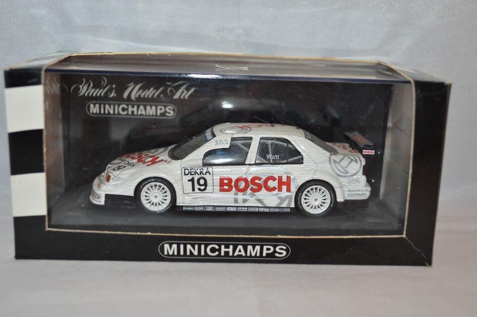 lo último Minichamps 430 960519 960519 960519  Alfa Romeo 155 DTM Team Alfa JAS   1 43 Perfect Mint.  tienda