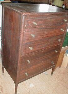 Famous Quot Simmons Furniture Co 1920s Steel Dresser