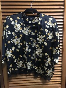 ASOS-floral-lace-hem-kimono-jacket-RRP-74-00-sold-out-NWT-Oriental-Luxe-Size-8
