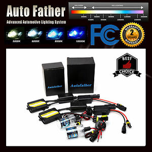 Details about 55W 9005 9006 H1 H3 H4 H7 H11 AC CANBUS NO ERROR NO FLICKER  XENON HID HEADLIGHT