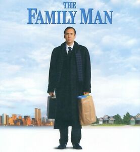 The-Family-Man-2000-PG-13-romantic-comedy-movie-mint-DVD-Nicolas-Cage-Tea-Leoni