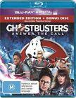 Ghostbusters (Blu-ray, 2016)