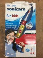 Philips Sonicare Hx6311/02 For Kids Rechargeable Electric Toothbrush