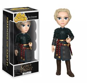 Funko Game of Thrones Brienne of Tarth ROCK CANDY VINYL FIGURE UK SELLER