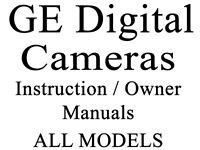 Ge Digital Imaging Camera Models