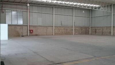 Bodega de 1,400 m2 en Parque Industrial Zona Sur