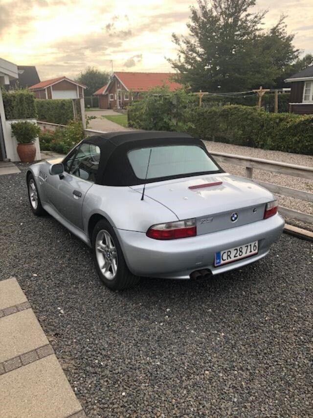 BMW Z3, 2,8 Roadster, Benzin