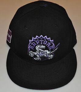 info for 5ffbf f1f9f Image is loading Toronto-Raptors-NBA-Cap-Hat-Basketball-Black-Purple-