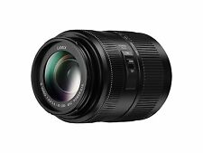 Panasonic 45-200mm F4-5.6 II LUMIX G VARIO Lens - Black