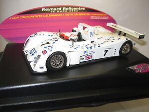 Slot-Car-Spirit-Reynard-Rollcentre-Le-Mans-2003-compatible-Scalextric-1-32