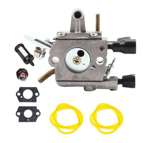 Carburetor Filter FUEL PIPE For STIHL FS120 FS200 FS250 Trimmer Parts