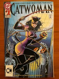 DC-COMICS-CATWOMAN-1-1993-EMBOSSED-COVER