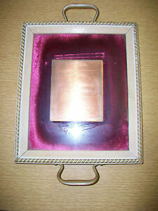 1946 Printer's Block Marriage Annoucement Maud Hubbard William Browning Keeling