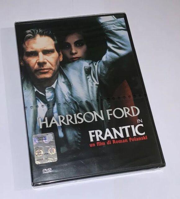 HARRISON FORD IN FRANTIC DVD WARNER Z8 RARO FUORI CATALOGO - SIGILLATO