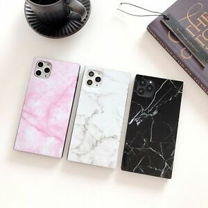 Soft-Square-Marble-Phone-Cases-imd-Andi-drop-For-Apple-iPhone