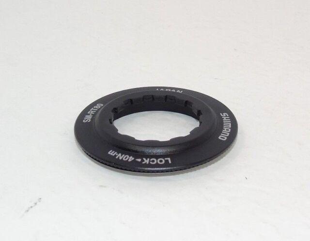 Genuine Nos Shimano Saint Disc Brake Rotor Lock Ring, SM-RT80, Brand New